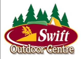 Swift Canoe & Kayak Outdoor Centres